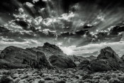 European Master Photography - Valley of Fire 4 black&white
