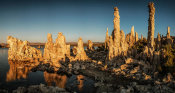 European Master Photography - Mono lake sunset