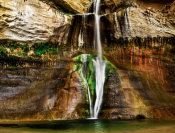 European Master Photography - calf creek falls crop