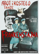 Hollywood Photo Archive - Abbott & Costello - Bosnian - Frankenstein