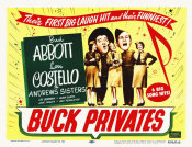 Hollywood Photo Archive - Abbott & Costello - Buck Privates