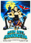 Hollywood Photo Archive - Abbott & Costello - German - Meet Frankenstein