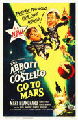 Hollywood Photo Archive - Abbott & Costello - Go To Mars