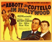 Hollywood Photo Archive - Abbott & Costello - In Hollywood