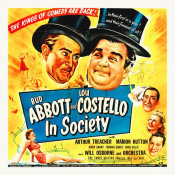 Hollywood Photo Archive - Abbott & Costello - In Society