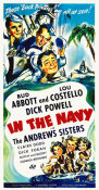 Hollywood Photo Archive - Abbott & Costello - In The Navy