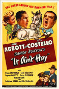 Hollywood Photo Archive - Abbott & Costello - It Ain't Hay