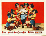 Hollywood Photo Archive - Abbott & Costello - Meet Captain Kidd