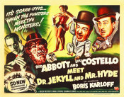 Hollywood Photo Archive - Abbott & Costello - Meet Dr Jekyll And Mr. Hyde