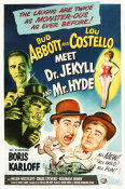 Hollywood Photo Archive - Abbott & Costello - Meet Dr-Jekyll And Mr-Hyde