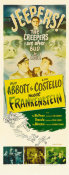 Hollywood Photo Archive - Abbott & Costello - Meet Frankenstein