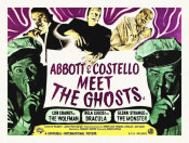 Hollywood Photo Archive - Abbott & Costello - Meet The Ghosts