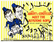 Hollywood Photo Archive - Abbott & Costello - Meet The Keystone Kops