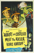 Hollywood Photo Archive - Abbott & Costello - Meet The Killer
