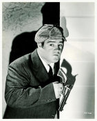 Hollywood Photo Archive - Abbott & Costello - Promotional Still - Who Done It