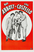 Hollywood Photo Archive - Abbott & Costello - Stock Poster