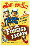 Hollywood Photo Archive - Abbott & Costello - The Foreign Legion