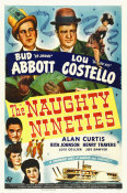 Hollywood Photo Archive - Abbott & Costello - The Naughty Nineties