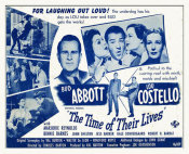 Hollywood Photo Archive - Abbott & Costello - The Time Of Their Lives