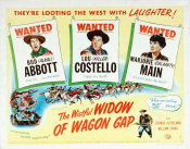Hollywood Photo Archive - Abbott & Costello - The Wistful Widow of Wagon Gap