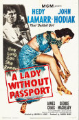 Hollywood Photo Archive - A Lady Without Passport