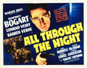 Hollywood Photo Archive - All Through The Night