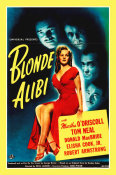 Hollywood Photo Archive - Blonde Alibi