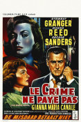 Hollywood Photo Archive - French - Crime Does Not Pay