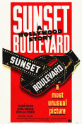 Hollywood Photo Archive - Sunset Blvd Poster