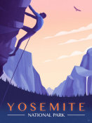Martin Wickstrom - Yosemite National Park - Rock Climber