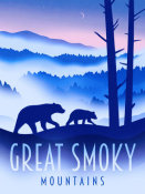 Martin Wickstrom - Great Smoky Mountains - Bear