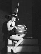 Hollywood Photo Archive - Halloween - Clara Bow