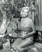 Hollywood Photo Archive - Jayne Mansfield - Christmas
