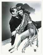 Hollywood Photo Archive - Ball of Fire - Promotional Still - Gart Cooper and Barbara Stanwyck