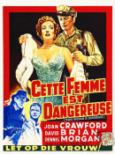 Hollywood Photo Archive - Belgian - This Woman is Dangerous