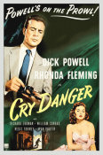 Hollywood Photo Archive - Cry Danger
