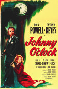 Hollywood Photo Archive - Johnny O'Clock
