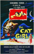 Hollywood Photo Archive - The Cat Girl