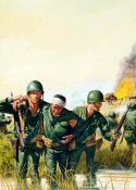 Mort Kunstler - Medal of Honor Rescue Mission