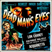 Hollywood Photo Archive - Dead Man's Eyes