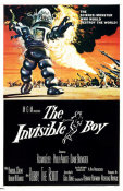Hollywood Photo Archive - The Invisible Boy, 1957