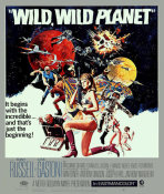 Hollywood Photo Archive - The Wild Wild Planet, 1965