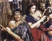 Hollywood Photo Archive - Samson and Delilah - Production Still