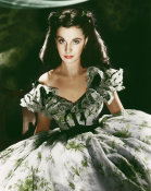 Hollywood Photo Archive - Vivien Leigh - Gone With The Wind