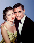 Hollywood Photo Archive - Cary Grant with Ingrid Bergman