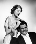 Hollywood Photo Archive - Cary Grant with Irene Dunne