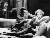 Hollywood Photo Archive - Cary Grant with Marlene Dietrich - Blonde Venus