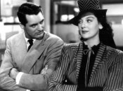 Hollywood Photo Archive - Cary Grant with Rosalind Russell - His Girl Friday