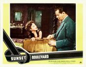 Hollywood Photo Archive - Sunset Boulevard - Lobby Card