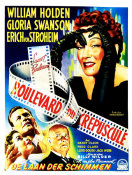 Hollywood Photo Archive - Dutch - Sunset Boulevard - Poster